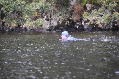 Swimming Coniston Water