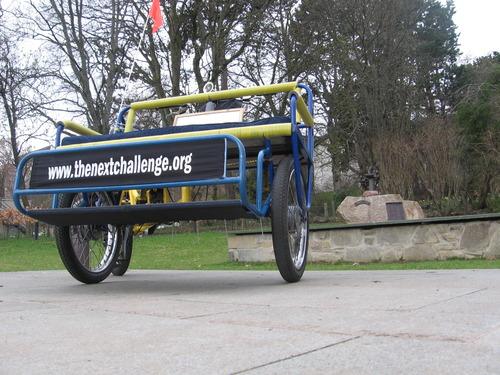 Rickshaw Britain