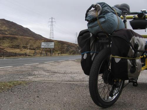Stage 1: Aviemore to Edinburgh