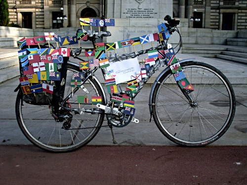 Commonwealth Cycling Project