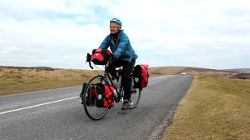 Cycling to Australia