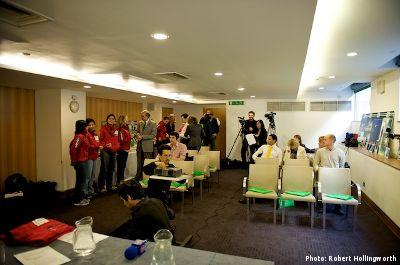 Kaspersky Commonwealth Antarctic Expedition (Photo: www.roberthollingworth.co.uk)