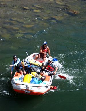 Planning a River Expedition - Mark Kalch