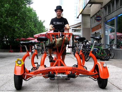 Conference Bike, Berlin