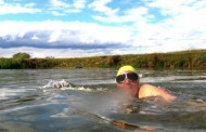 Thames Swim Video