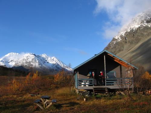 Autumn on the Lyngen Peninsula