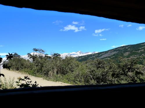 Mountain window view from the Carretera Austral (Photo: Laura Moss)