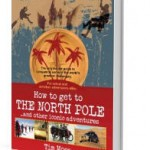 North Pole Book 3D