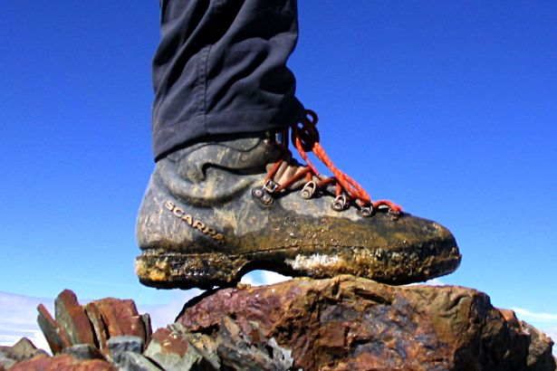 Mountaineering Boot and Crampon Ratings