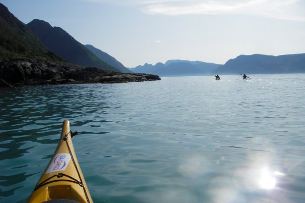 10 Tips for Your First Sea Kayaking Expedition