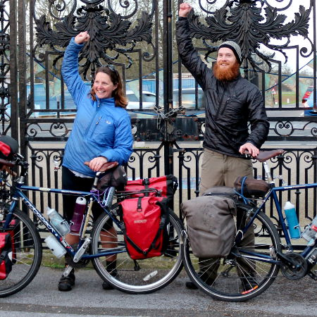 AFTER: Cycling Around the World