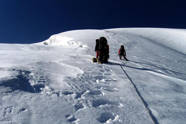 Altai Climbing