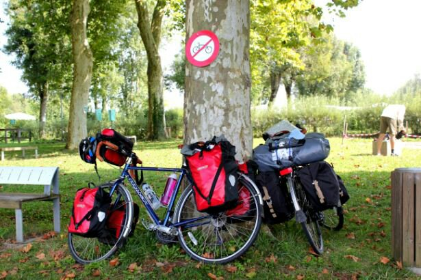 We Are Not Cycling To Australia