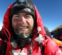 The First Man to Row the Atlantic, Climb Everest and Cycle the World