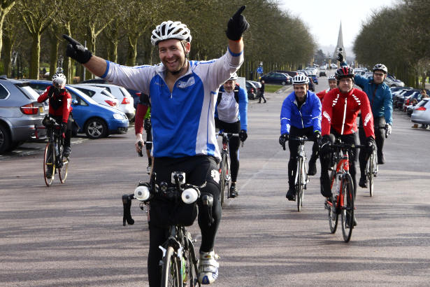 Captain Ketch: James Ketchell - Cycling Around the World