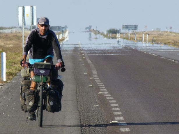 Cycle touring for 16 years...and still going