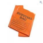 Best Bivi Bags: Orange Survival Bag