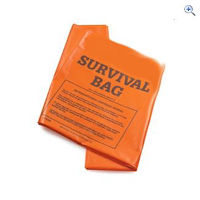 Best Bivi Bags: Orange Survival Bag