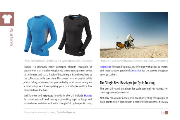 Essential Gear for Cycle Touring