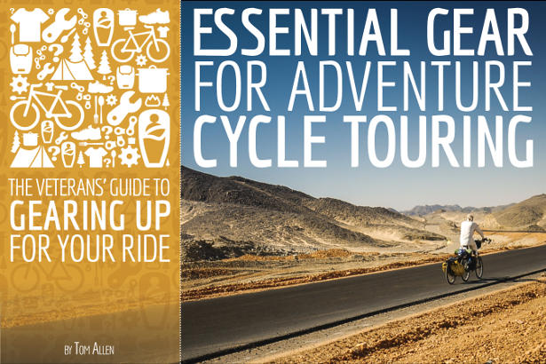 Book Review: Essential Gear for Cycle Touring by Tom Allen