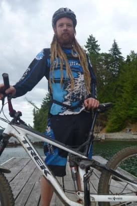 Oliver Parnham - Expedition Beard