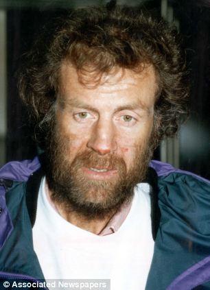 Ran Fiennes - Expedition Beard