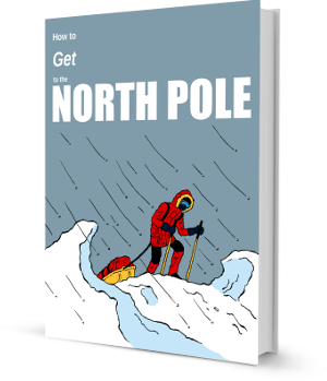 How To: Get to the North Pole