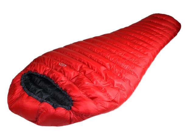 Comparison of Ultralight Sleeping Bags