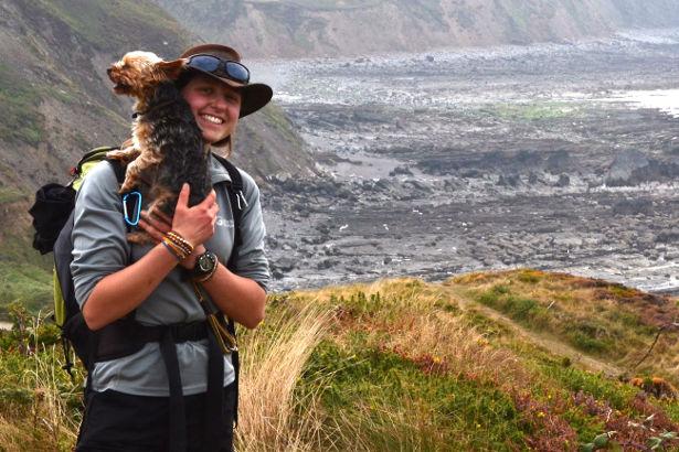 Abbie Barnes - Walking National Trails