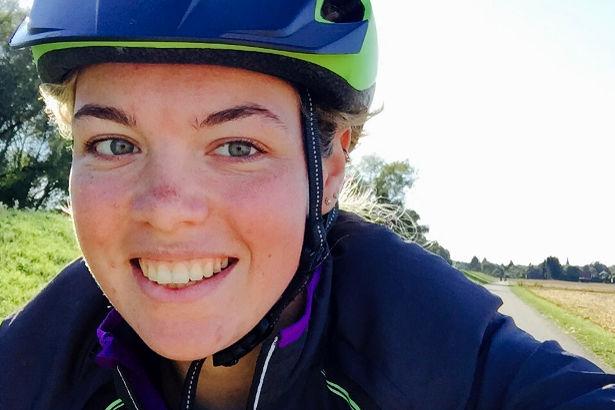 Elise Downing - Running GB Coast