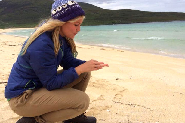 Katie Tunn - Uninhabited Island Month