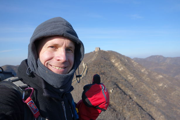 Richard Fairbrother - Great Wall Winter Walk