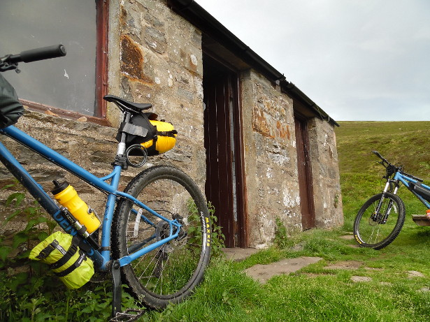Bikepacking Across the Cairngorms (Photo Blog)