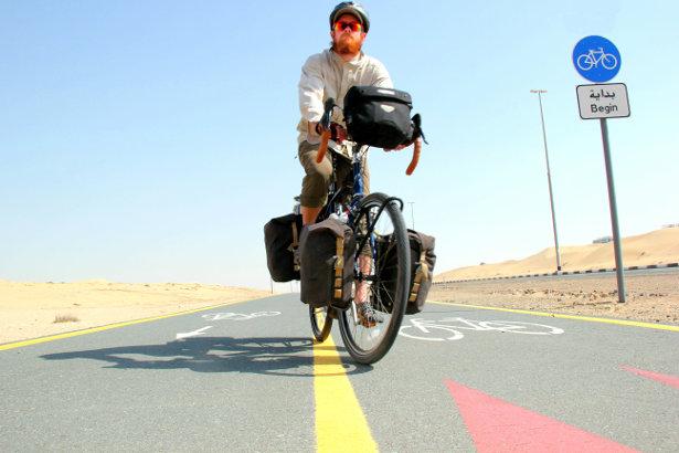 How To Get Expedition Sponsorship - Ridgeback Panorama Dubai