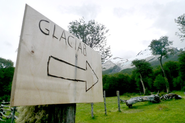 How To Plan An Expedition - Patagonian glacier