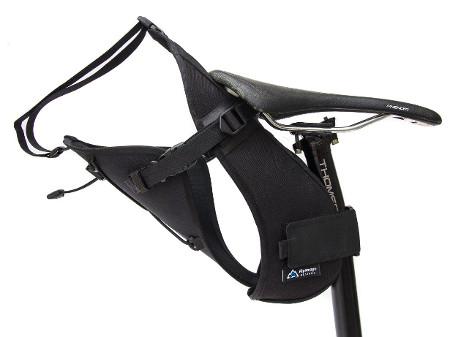 Alpamayo bikepacking bag