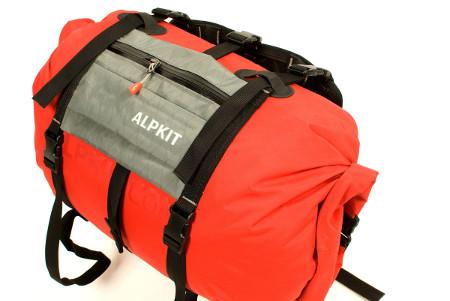 Alpkit bikepacking bag