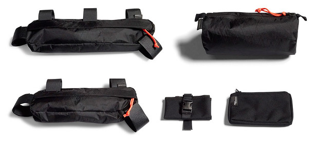 Mack Workshop bikepacking bags