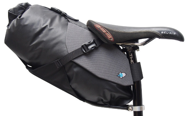 Procelain Rocket bikepacking bag