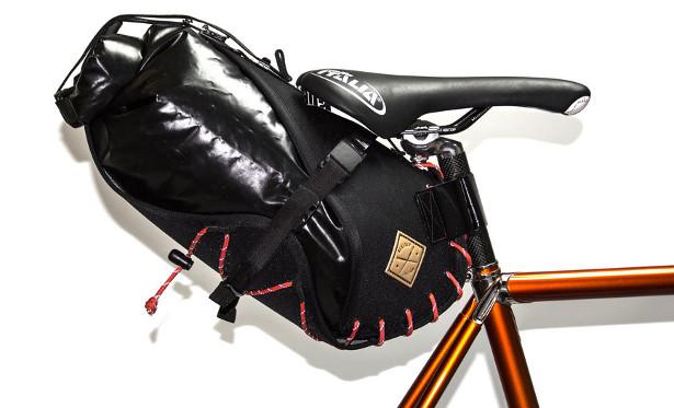 Restrap bikepacking bag