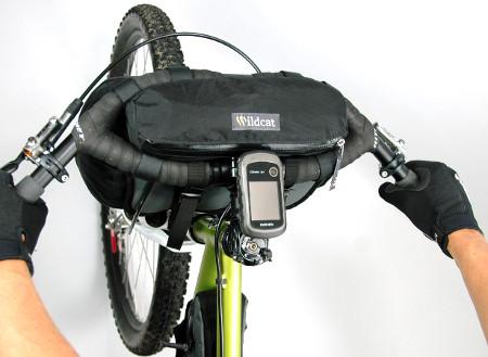 Wildcat 'Jones bar' bikepacking bag