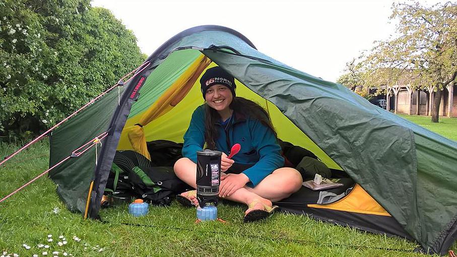 Abbie Barnes - Walking the National Trails