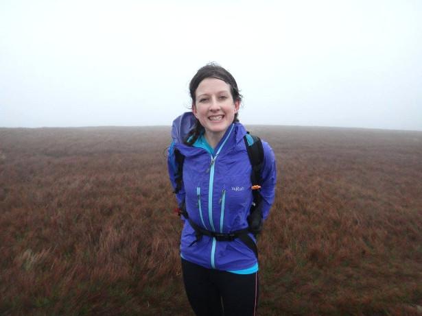 Libby Kerr - Running all the Munros