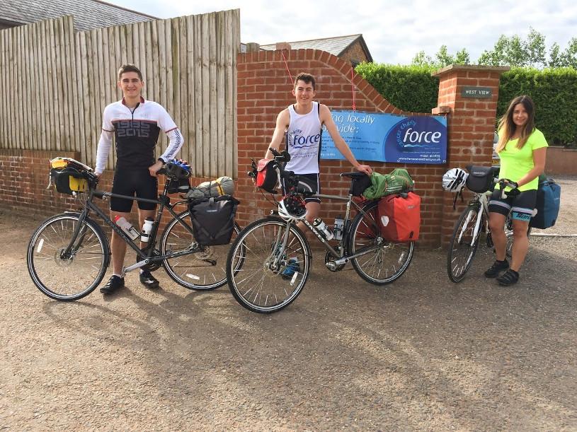 Cycling 2,000 miles through Europe
