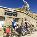 Charlie & Sam King - Cycling through Europe
