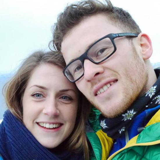 Tom & Susannah - 12 adventure with a newborn