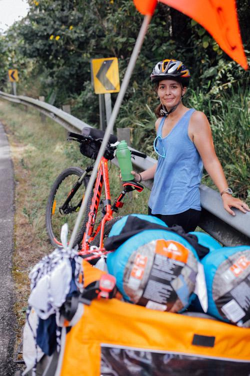 Cycling a beach cruiser around Costa Rica