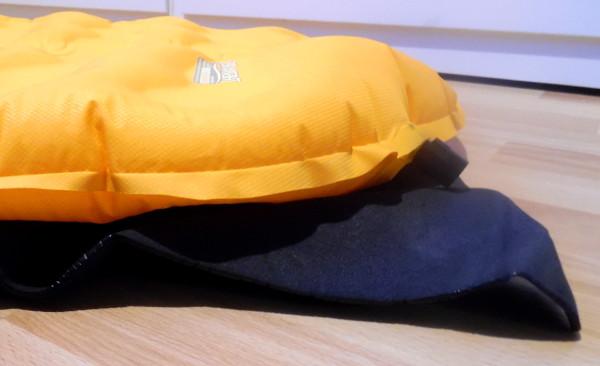 Thinnest camping mat