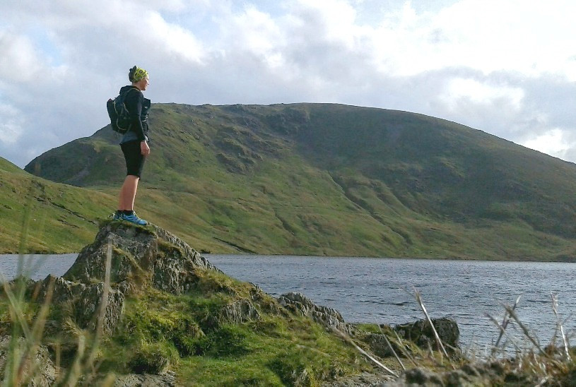 Running the Three Peaks