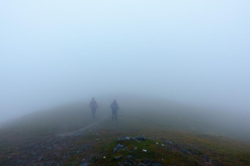 Running the Scottish Munros - Libby Kerr and Lisa Trollope